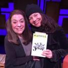 Photo Flash: Fran Drescher Visits Monica Piper's NOT THAT JEWISH Off-Broadway