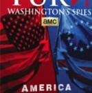 TURN: WASHINGTON'S SPIES THE COMPLETE THIRD SEASON Starring Jamie Bell Arrives on DVD November 8
