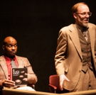 BWW Review: THE REAL INSPECTOR HOUND Rings Down the Curtain on Bad Habit Productions
