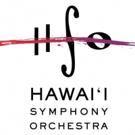 Hawai'i Symphony Orchestra Announces 2016-2017 Season