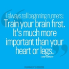 Fitness Tip of the Day: Train Your Mind First