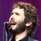 VIDEO: Josh Groban Sings 'Somewhere Over the Rainbow,' 'You'll Never Walk Alone,' and More on Tour!