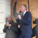VIDEO: Live #Ham4Ham Show Welcomes NYC Mayor Bill de Blasio