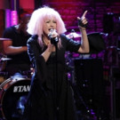 VIDEO: Cyndi Lauper Talks Going Country; Performs 'Funnel of Love' on LATE NIGHT