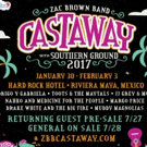 Zac Brown Band Announces CASTAWAY WITH SOUTHERN GROUND