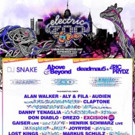 ELECTRIC ZOO: THE 6th BORO Announces Line-Up with DJ Snake & More