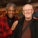 Photo Flash: Andre De Shields and More Visit Len Cariou at BROADWAY AND THE BARD