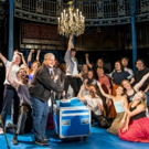 Photo Flash: Cast of HALF A SIXPENCE Surprises Sir Cameron Mackintosh on Birthday