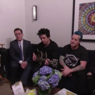 VIDEO: Stephen Colbert & Green Day Sing Affordable Lyrics on LATE SHOW