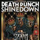 Five Finger Death Punch and Shinedown Join Forces to Co-Headline Fall's Biggest Arena Rock Tour