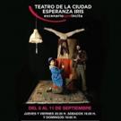 VOLVER...un espectáculo de CIRKO DE MENTE se presentará en el Teatro de la Ciudad CDMX