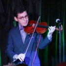 Photo Coverage: Aaron Weinstein Brings Violinspiration! to Pangea with Special Guest Rex Reed