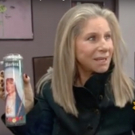 STAGE TUBE: Barbra Streisand Visits Sierra Boggess' SCHOOL OF ROCK Dressing Room with 60 Minutes