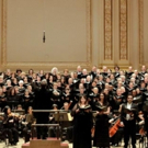 The New York Choral Society Presents ST. LUKE PASSION, 4/8