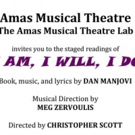 I AM, I WILL, I DO Set for 10/12-13 Readings with Amas Musical Theatre Lab