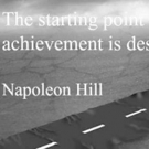 Fitness Tip of the Day: Desire is the Starting Point