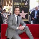 Photo Flash: Chris Pratt Receives Star on Hollywood Walk of Fame
