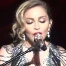 VIDEO: Madonna Sings PIAF's 'La Vie En Rose' on Rebel Heart Tour