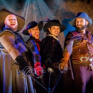 BWW Review: THE MAN IN THE IRON MASK is Sporadically Swashbuckling at Synetic Theater