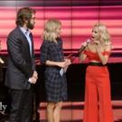 VIDEO: Kristin Chenoweth Offers Josh Groban Some Pre-Broadway Debut Advice on LIVE!