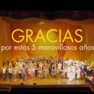 STAGE TUBE: El Rey le�n celebra esta semana su 5� Aniversario