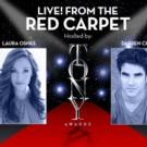 Darren Criss & Laura Osnes to Co-Host First Tony Awards Red Carpet Live Stream