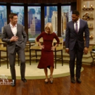 VIDEO: Hugh Jackman Gives LIVE's Kelly and Michael a Tap Dance Lesson!
