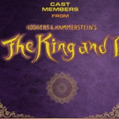 THE KING AND I Cast and More Set for BROADWAY SESSIONS Tonight