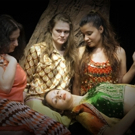 Photo Flash: First Look at MCCC Theatre's Student Adaptation of A MIDSUMMER NIGHT'S DREAM