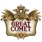 THE GREAT COMET OF 1812 Original Cast Recording Out 5/19; Pre-Order Now