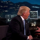 VIDEO: Donald Trump Visits JIMMY KIMMEL LIVE; The Weeknd Cancels Appearance