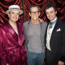 Photo Flash: Kevin Bacon Stops by A GENTLEMAN'S GUIDE TO LOVE AND MURDER