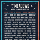 Jay Z, Gorillaz & More Set for 2nd Annual Meadows Music & Arts Festival