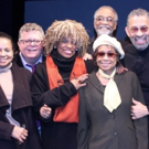Photo Flash: Maurice Hines and Original Broadway Cast Visit York's DON'T BOTHER ME, I CAN'T COPE