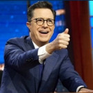 LATE SHOW WITH STEPHEN COLBERT Is No. Late Night Program in First Quarter of 2017