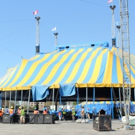 Photo Flash: Cirque du Soleil Raises the Big Top for 'KURIOS' in NYC