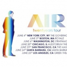 French Band Air Return to America for 'Twentyears Air' Tour