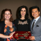 Photo Coverage: CRAZY EX-GIRLFRIEND Gets Key to West Covina