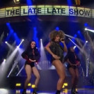 VIDEO: Fleur East Brings Down the House with 'Sax' LATE LATE SHOW Performance