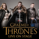 GRAEME OF THRONES to Spoof George R.R. Martin Epic at UCPAC