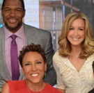 ABC News GOOD MORNING AMERICA Is No. 1 in Total Viewers for Week of August 29