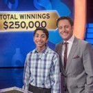 14-Year-Old Wins $250,000 on WHO WANTS TO BE A MILLIONAIRE