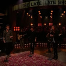 VIDEO: One Direction Performs 'History' on JAMES CORDEN