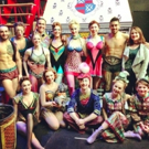 Photo Flash: AN AMERICAN IN PARIS, THE KING AND I, and More Casts Take Saturday Intermission Pics
