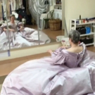 VIDEO: Marin Mazzie Tries on Her KING AND I Gown!