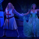 STAGE TUBE: Watch Highlights of NCT's SPAMALOT Starring Jeff McCarthy, James Ludwig, Ta'Rea Campbell and More!