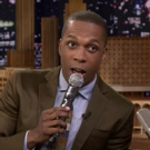 VIDEO: HAMILTON's Leslie Odom Jr. Reveals Secret Singing Talent, Talks New Jazz Album