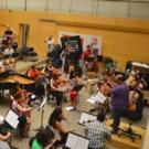 PHOTO FLASH: Contin�an los ensayos del Concierto 'La Calle 42'