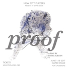 New City Players Present PROOF at Empire Stage