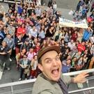 PHOTO: IT'S ONLY A PLAY's Micah Stock Snaps 'Broadway's Biggest Selfie'